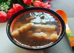 大骨莲藕花生汤