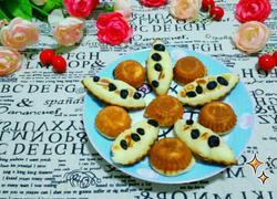 酸奶葡萄干小蛋糕(电饼铛版)