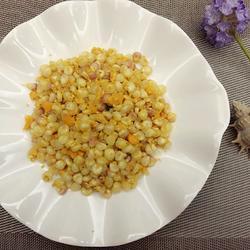 咸蛋黄玉米