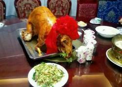 蒙古烤全羊