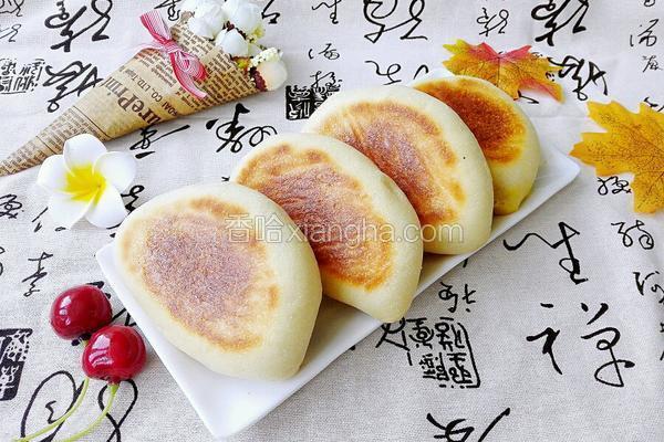 半月软心面包