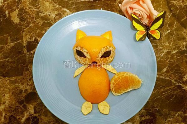 澳橘小狐狸