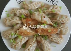 生煎西葫芦牛肉饺
