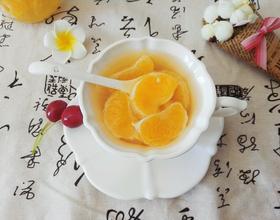 糖水橘子罐头[图]
