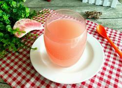 蜂蜜红心柚子汁