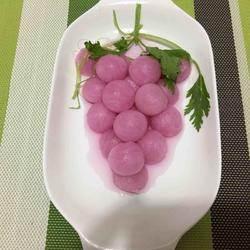 紫金白萝卜