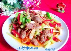 小炒嫩牛肉
