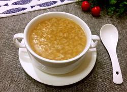 红糖糯米粥