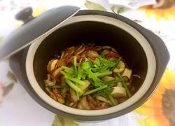 日本豆腐煲