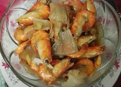 洋葱啤酒螺丝虾