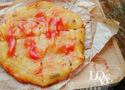 胡萝卜土豆丝饼