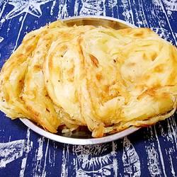 葱花大油饼(烫面)