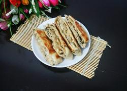 红薯椒盐千层饼