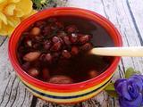 紫米红豆粥的做法[图]