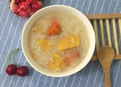 红薯胡萝卜小米粥
