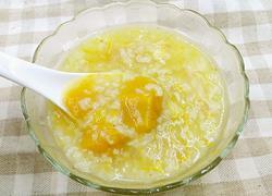 玉米南瓜苦荞粥
