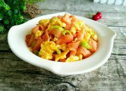 柚子皮炒鸡蛋