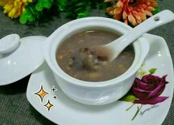 红豆花生燕麦粥