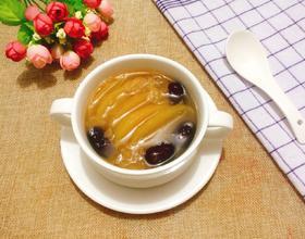 银耳红枣苹果汤[图]