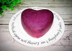 奶香紫薯蛋糕