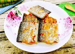 原味香煎海带鱼