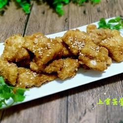 休闲小吃★香酥炸鸡块的做法[图]