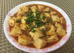 郫县豆瓣酱麻婆豆腐