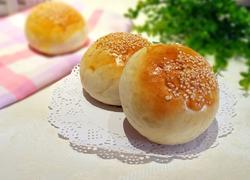 汉堡胚(小餐包)