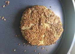 芝麻油酥饼