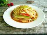 酸辣白菜梗的做法[图]