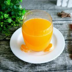 蜂蜜橘子汁