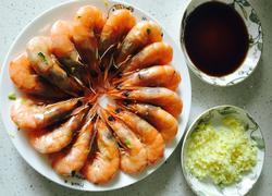 葱姜焖大虾