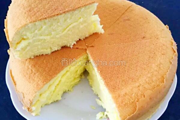 鸡蛋糕的做法电饭锅_电饭锅全蛋蛋糕的做法_菜谱_香哈网