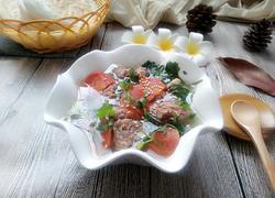 清炖胡萝卜羊肉汤