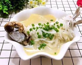 鲫鱼萝卜汤[图]