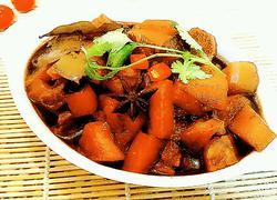 土豆炖牛腩(电饭锅版)