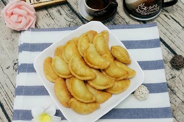 潮汕传统小吃酥饺
