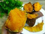烤红薯(烤箱版)的做法[图]