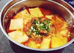 泡菜排骨锅