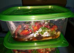 蒜茄子 简单咸菜 家常小菜 蒸的健康