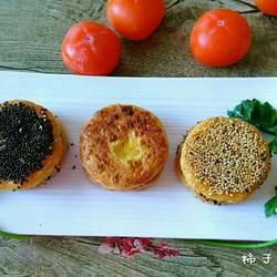 芝香柿子饼
