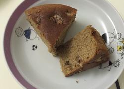 核桃红枣蛋糕