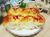 培根芝士面包的做法[图]