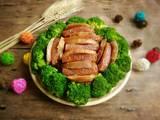 香芋扣肉的做法[图]
