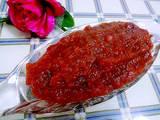 山楂果肉酱的做法[图]