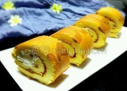 花纹酸奶蛋糕卷