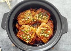 韩式煎豆腐