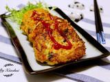 鲜虾豆腐饼的做法[图]