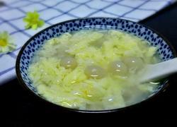 米酒珍珠汤圆