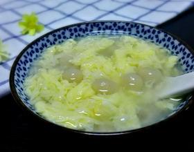 米酒珍珠汤圆[图]